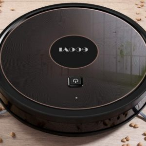 GOOVI 1600PA Robotic Vacuum Cleaner Deal of the Day: GOOVI 1600PA Robotic Vacuum Cleaner for just $110 with coupon