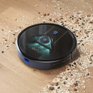 Eufy [BoostIQ] RoboVac 15C Grab a refurbished Eufy RoboVac 15C self-charging vacuum on sale for $116