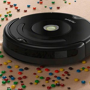 IRobot Roomba 675 Robot Vacuum Let iRobot's Roomba 675 smart robot vacuum tidy up at a $50 discount