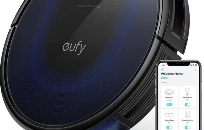 Eufy [BoostIQ] RoboVac 15C 107° – eufy [BoostIQ] RoboVac 15C MAX, Wi-Fi Connected Robot Vacuum Cleaner £189.99 Sold by AnkerDirect and Fulfilled by Amazon