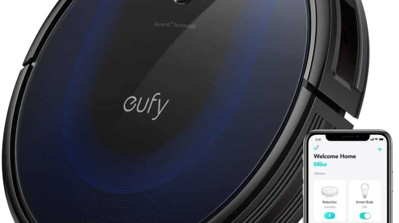Eufy [BoostIQ] RoboVac 15C The eufy RoboVac 15C MAX Is Only $200 Right Now