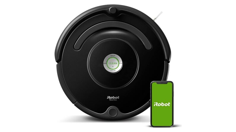 IRobot Roomba 675 Robot Vacuum Save $50 on iRobot's Alexa-enabled Roomba 675 Robotic vacuum at $249